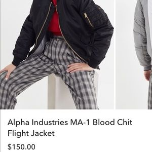 Alpha Industries Jackets & Coats - Alpha Industries MA-1 Flight Jacket